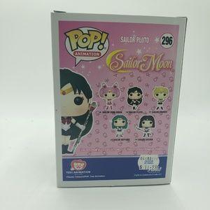 Funko Other - Funko Pop! Animation Sailor Moon Sailor Pluto #296